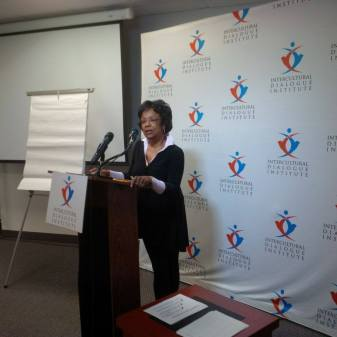Guest speaker, Noelle Davidson